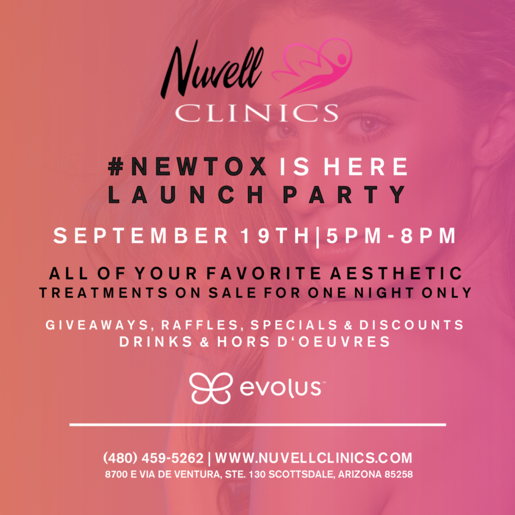 Nuvell Newtox Event